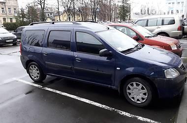 Dacia Logan MCV 2008 в Львове