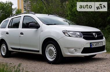 Dacia Logan MCV 2014 в Чернигове