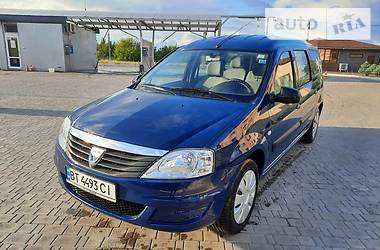 Dacia Logan MCV 2009 в Олешках