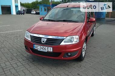 Dacia Logan MCV 2009 в Владимир-Волынском