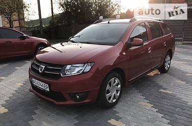 Dacia Logan MCV 2016 в Иршаве