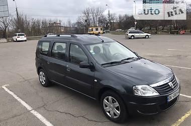 Dacia Logan MCV 2009 в Ровно