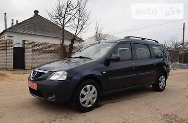 Dacia Logan MCV 2008 в Северодонецке