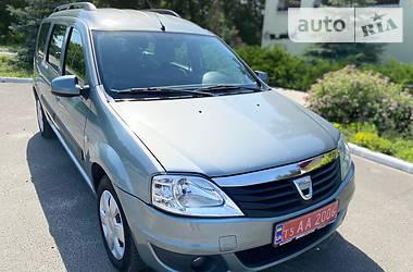 Универсал Dacia Logan MCV 2009 в Северодонецке