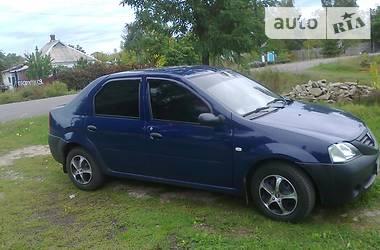 Dacia Logan 2006 в Харькове