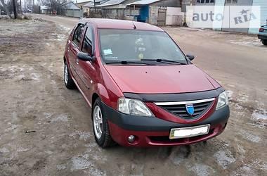 Dacia Logan 2005 в Чернигове