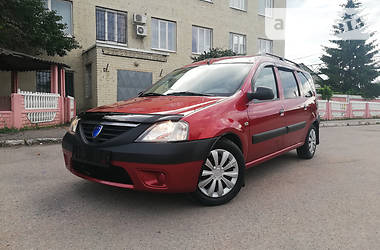Dacia Logan 2007 в Харькове