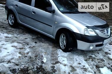Dacia Logan 2007 в Тячеве