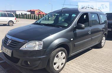 Dacia Logan 2011 в Самборе