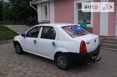 Dacia Logan 2005 в Миргороде