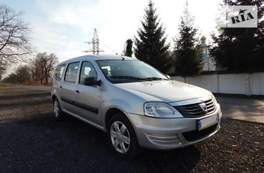 Dacia Logan 2011 в Мукачево