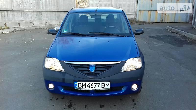 Dacia Logan 2006 года в Киеве