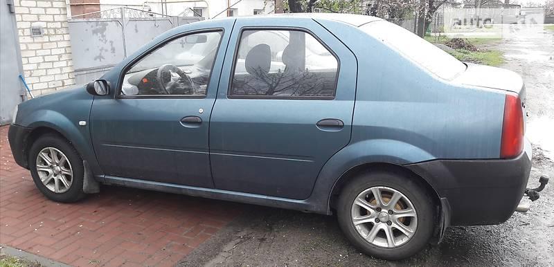 Dacia Logan 2007 года в Днепре (Днепропетровске)