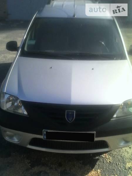 Dacia Logan 2008 года в Полтаве