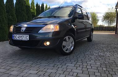 Dacia Logan 2009 в Самборе