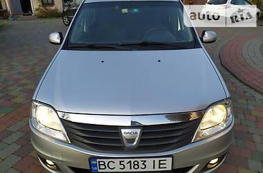 Dacia Logan 2010 в Стрые