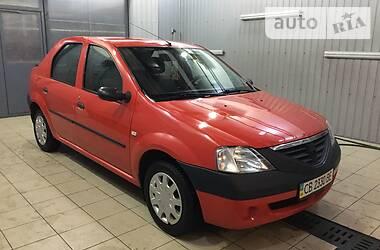Dacia Logan 2007 в Чернигове