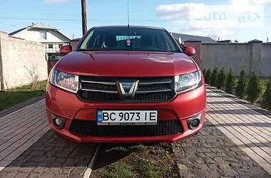 Dacia Logan 2015 в Стрые