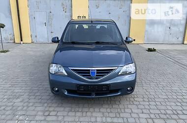 Dacia Logan 2007 в Львове