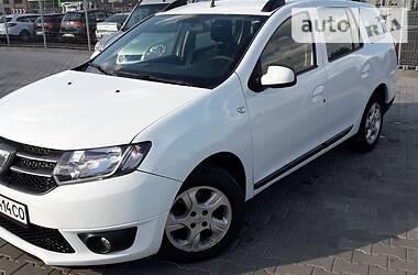 Dacia Logan 2016 в Нововолынске