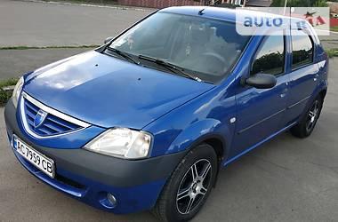 Dacia Logan 2006 в Луцке