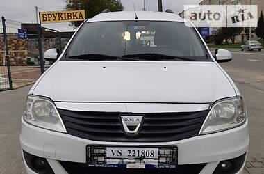 Dacia Logan 2009 в Тернополе