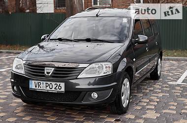 Dacia Logan 2011 в Виннице