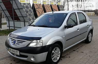 Седан Dacia Logan 2007 в Жмеринке