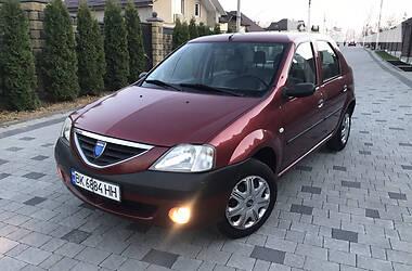 Dacia Logan 2006 в Ровно