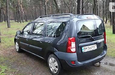Унiверсал Dacia Logan 2007 в Сумах