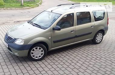 Dacia Logan 2007 в Горохове
