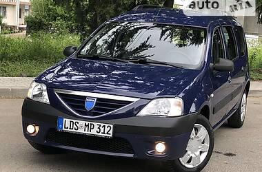 Универсал Dacia Logan 2008 в Дрогобыче