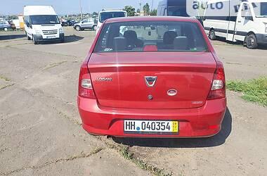 Седан Dacia Logan 2013 в Одесі