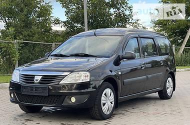 Унiверсал Dacia Logan 2009 в Самборі