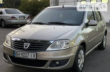 Седан Dacia Logan 2008 в Одессе