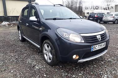 Dacia Sandero StepWay 1.6 2011
