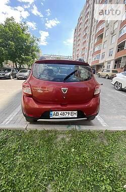 Позашляховик / Кросовер Dacia Sandero StepWay 2014 в Тернополі