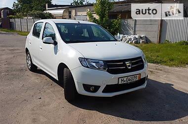 Dacia Sandero 2015 в Виннице