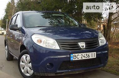 Dacia Sandero 2009 в Дрогобыче