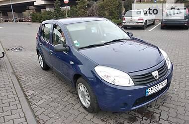 Dacia Sandero 2009 в Житомире