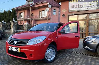 Dacia Sandero 2010 в Сваляві