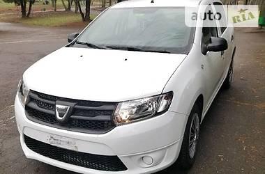 Хэтчбек Dacia Sandero 2016 в Ровно
