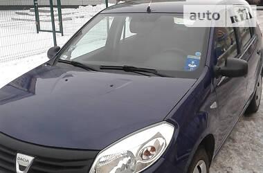 Dacia Sandero 2009 в Лисичанске