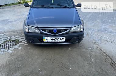Седан Dacia Solenza 2003 в Ивано-Франковске