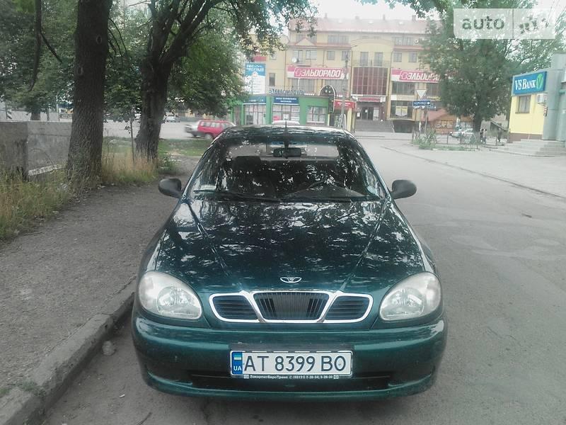 Daewoo Lanos 2004 в Ивано-Франковске