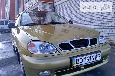 Daewoo Lanos 2007