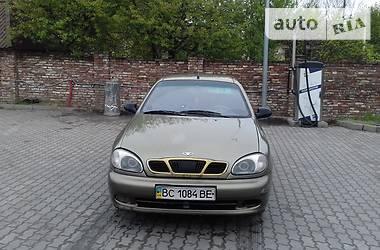 Daewoo Lanos 2003 в Львове