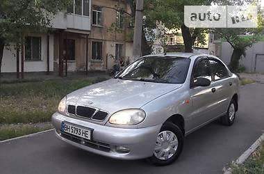 Daewoo Lanos 2007 в Одесі