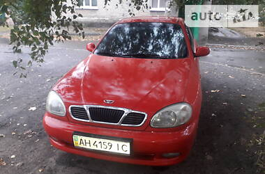 Daewoo Lanos 1999 в Покровске