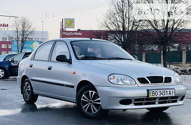 Daewoo Lanos 2008 в Тернополі